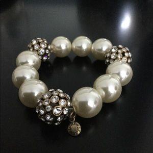 JCrew pearl bracelet
